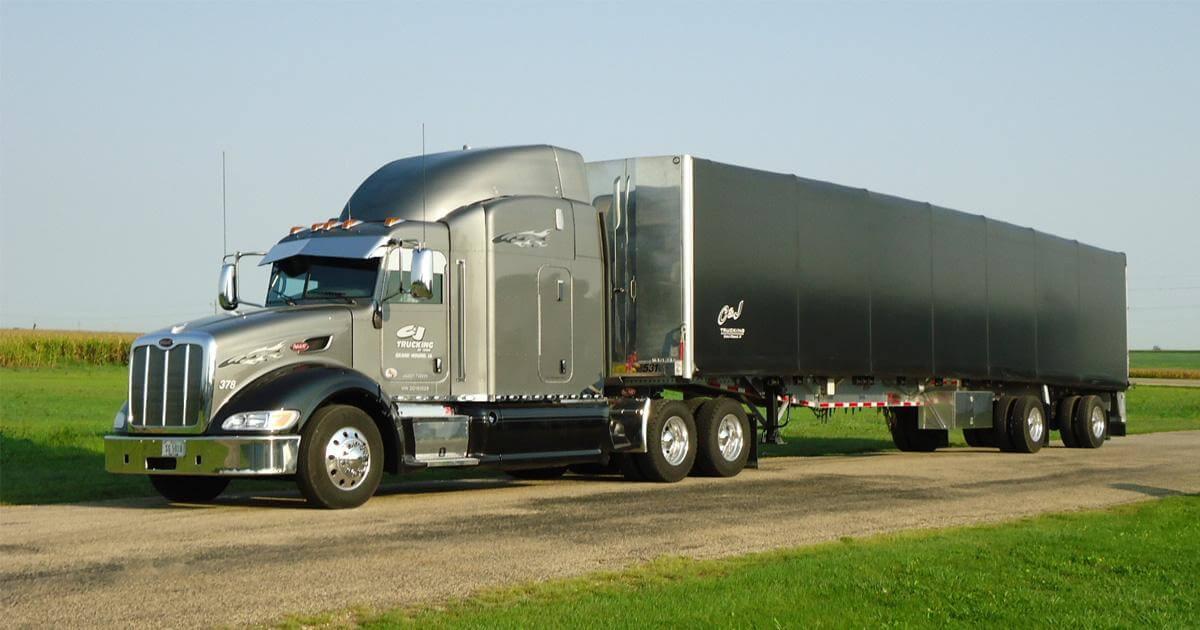Trucking Companies: August 2017